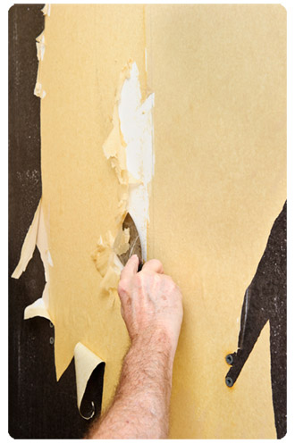 Wallpaper Removal Service